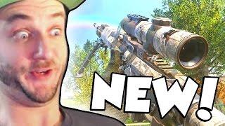 NEW SNIPER! (Call of Duty: Modern Warfare Remastered D-25S)