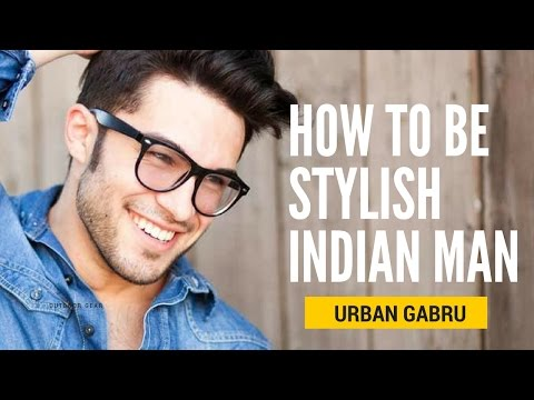 How To Be Stylish for Indian Urban Men | Urban Gabru |  Teaser