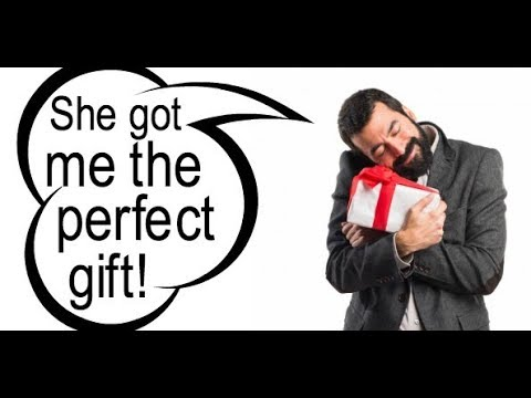 How to Give a Guy The Perfect Gift | The Simple Formula For Giving Meaningful Gifts