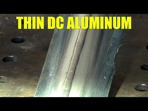🔥 Viewer Request: DC Welding THIN Aluminum (with Everlast PowerTIG 250EX)