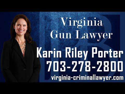 Virginia Gun Lawyer | Gun Attorney in Virginia | Karin Riley Porter