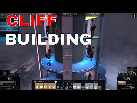 Cliff empire part 1 - Sim city on a cliff