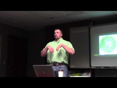 Tyler Kralicek, Ag. & Natural Resource Agent on Fertilization Cont. 06 19 2014