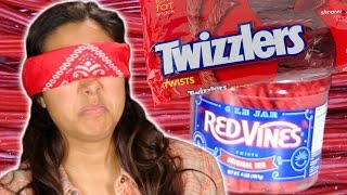 Twizzlers Vs. Red Vines