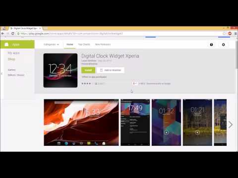 How to install Android Apps from PC to Mobile or Tablet