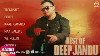 Best Of Deep Jandu | Audio Jukebox | Punjabi Special Song Collection | Speed Records
