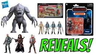 Hasbro Reveals NEW Star Wars Vintage Collection \u0026 Black Series at Pulse Con 2021