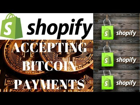 Shopify Accepting Bitcoin Payments New Crypto Channel