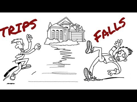 Slips, Trips, and Falls : Causes Safety Training Video