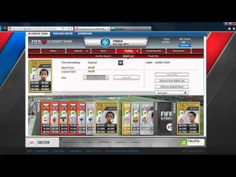 FIFA 12 | Ultimate Team | Budget Team/Money Making Team! (1)