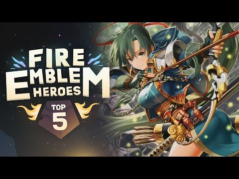 Fire Emblem Heroes - Top 5 Versions of Lyn & How to Build Them w/ Skill Inheritance!