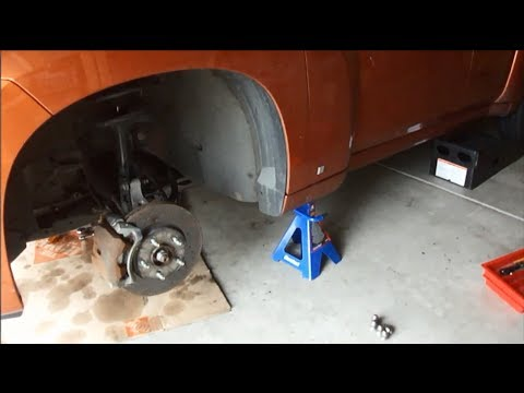 Suspension Clunking Fix Part 1: Sway Bar Bushings