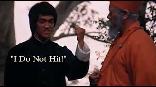 """I Do Not Hit"" Famous Psychologists Decipher Bruce Lee Life Philosophy"