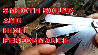 Mehran Maruti 800 F8B Engine Tappet valve Clearance Tuning