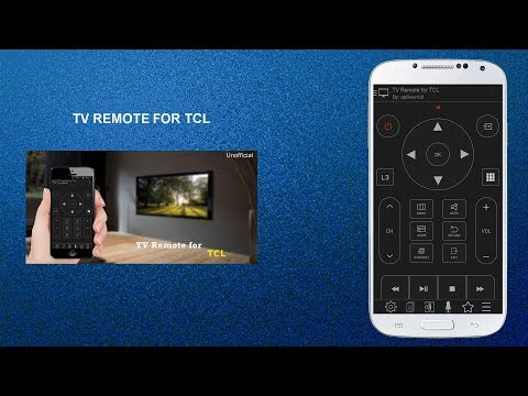 TV REMOTE FOR TCL