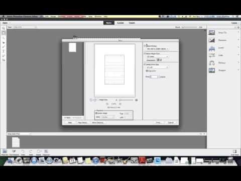 How to Set Up Photoshop Elements with Conde's ICC profile -