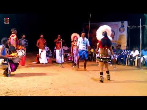 Xxx Mp4 சித்ராவின் ராத்திரி நேரத்து பூஜையில் Music Of This Song Karakattam Video Tamil Nadu Aug 2018 HD 3gp Sex