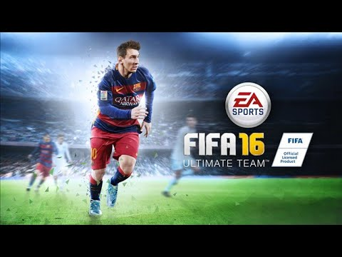 FIFA 16 UT ANDROID GAMEPLAY - JOGANDO ULTIMATE TEAM