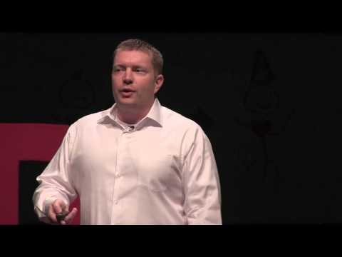 Break-Ups Don't Have to Leave You Broken | Gary Lewandowski | TEDxNavesink