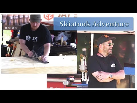 A Taste of the Skiatook Adventure Woodworking Show
