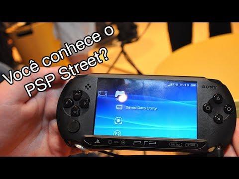 Você conhece o PSP Street?