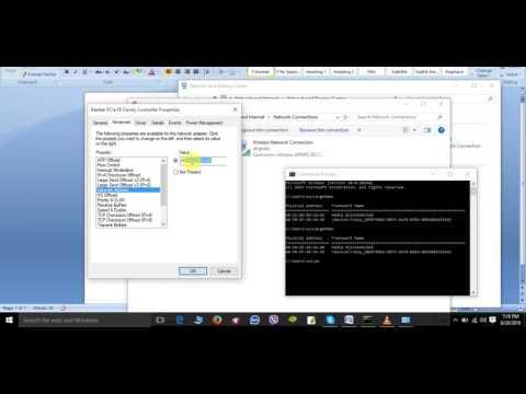How to Change MAC Address (Windows)|Change MAC Address Of Your PC|Change MAC Address Of Computer