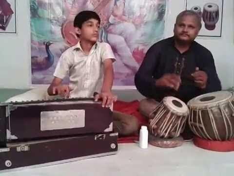 Raag Bhupali - Solo Harmonium By Master Nishad