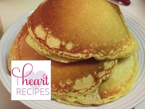 Delicious Corn Cakes : Cornbread Pancake Recipe - I Hear Recipes