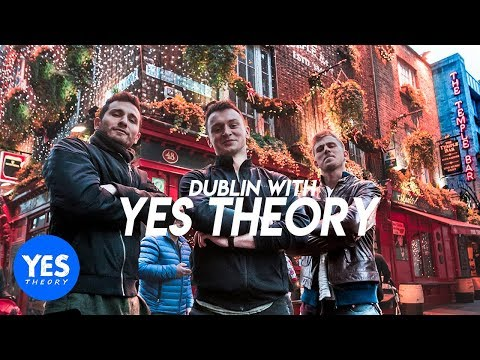 Spending 24 hours with YES THEORY! (Dublin)