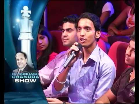 Dr. Subhash Chandra Show : How to choose right Business?