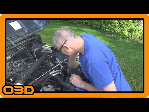 Project 2004 Jeep TJ Serpentine Belt Replacement