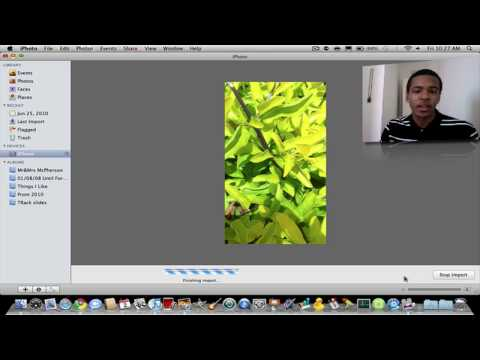 How to Export Videos on iPhone 4 with iPhoto