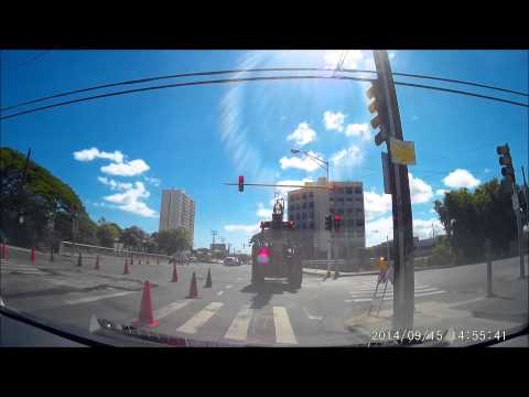 Crazy Hawaii Driving