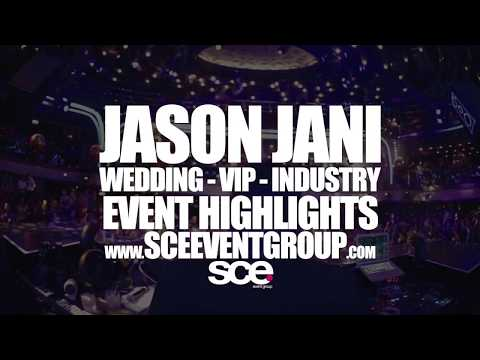 DJ Jason Jani's BEST Parties - Real SCE Events (2017+2018)