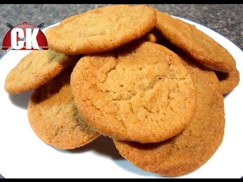 How to make Brown Sugar Cookies - Chef Kendra's Easy Cooking!