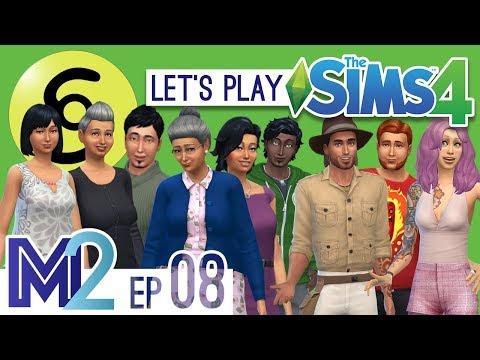 Let's Play The Sims 4 - Beg, Borrow or Steal! (Eden-Cho Season 3 Ep 8)