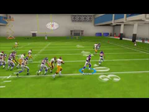 Madden 13 - Finally! The Best Running play in Madden 13 | Far Pro HB Sweep