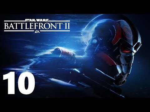 Star Wars Battlefront 2 Campaign Walkthrough Ep 10 No Commentary 1080p HD