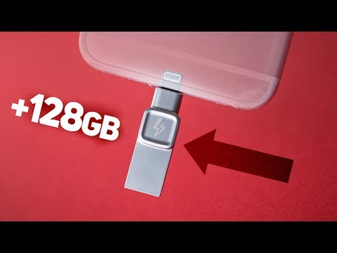 Add 128GB to your iPhone! - Kingston Bolt Duo!   [Giveaway Closed]