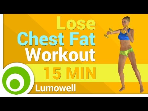 Lose Chest Fat Workout