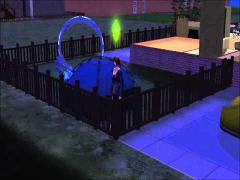 The Sims 2 Werewolf Transformation
