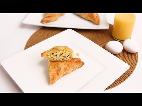 Breakfast Turnovers Recipe - Laura Vitale - Laura in the Kitchen Episode 770