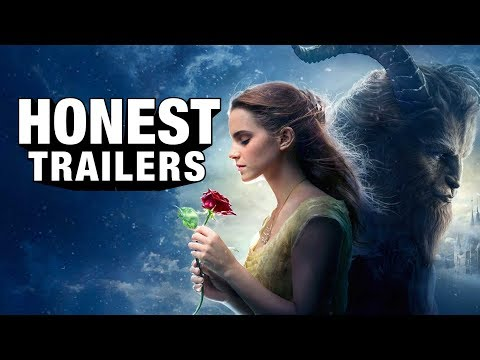 watch Honest Trailers - Beauty and The Beast (2017)