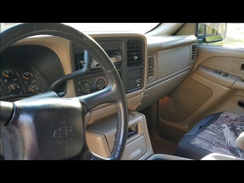 How To Remove Dashboard on 1998-2007(classic) Silverado, Tahoe, and Suburban