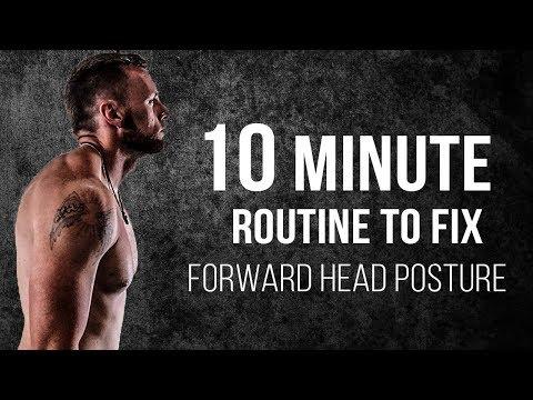 10 Minute Routine to Fix Forward Head Posture