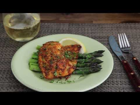 Parmesan Crusted Tilapia Fillets | Fish Recipe | Allrecipes.com