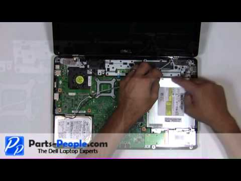 Dell Inspiron 1545 |  USB Port and Cable Replacement | How-To-Tutorial