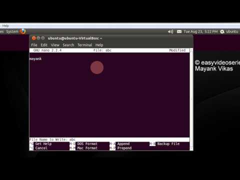 How To Use mv Command To move files and folders In Linux Or Ubuntu Step By Step Tutorial