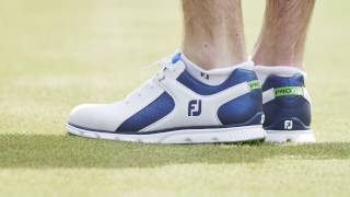 FootJoy Pro SL Golf Shoes at the 2017 PGA Show