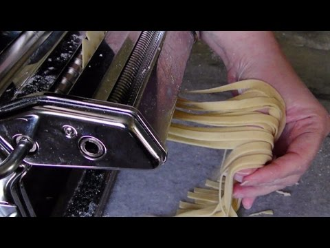 Gluten Free Pasta - 2 Ingredient Recipe